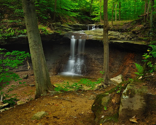 longexposure nature waterfall circularpolarizer cuyahogavalleynationalpark cvnp bluehenfalls ohiowaterfall nikond90