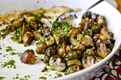 Roasted Mushrooms 7