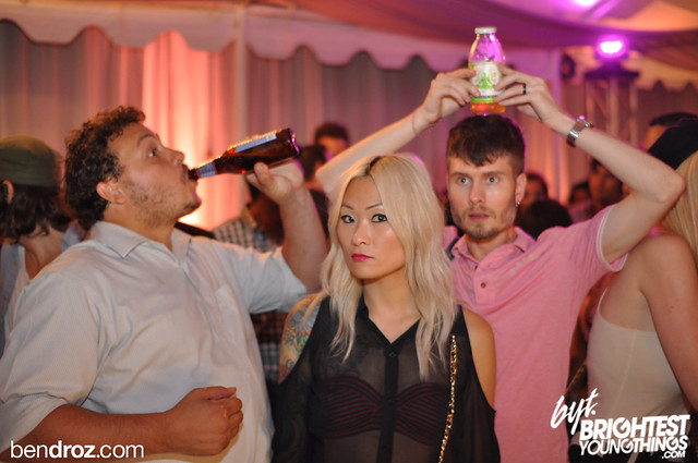 Sep 9, 2012 -Fashion Night Out BYT-40 - Ben Droz