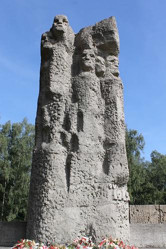 Monument w Muzeum w Sztutowie by xpisto1