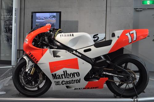 1995 YAMAHA YZR500
