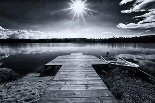 Lac Ejen - Suède