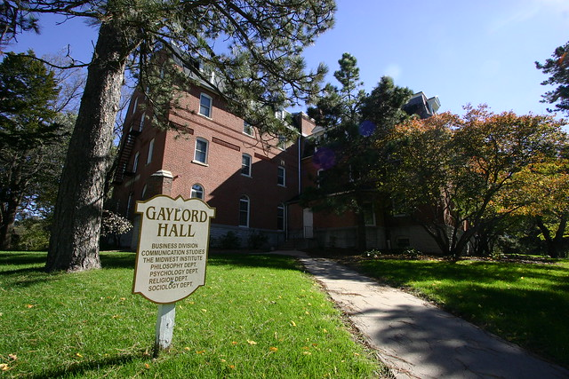 Gaylord Hall