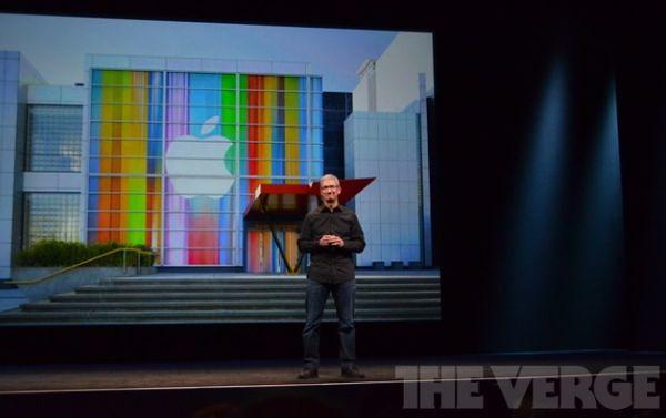 вступление iPhone 5