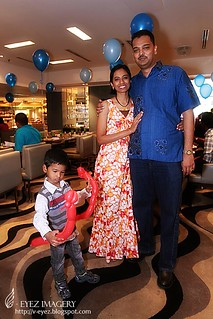 Shravanan turns one