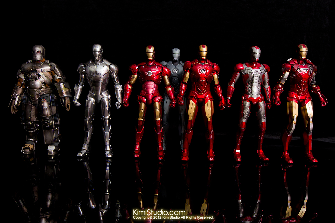 2012.09.13 MMS168 Hot Toys Iron Man Mark I V2.0-089
