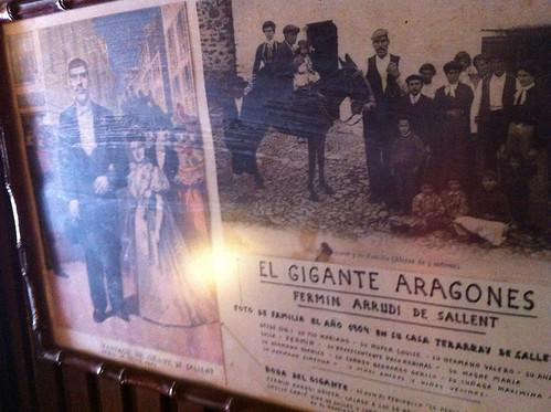 Sallent de Gállego | Restaurante Hotel Balaitus | El Gigante Aragonés