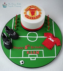 How To Make An Arsenal Birthday Cake