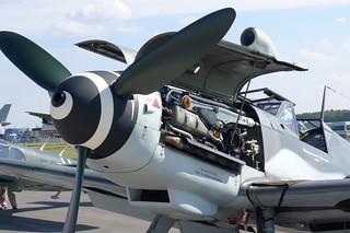 Triebwerk: Messerschmitt Bf 109 G-4