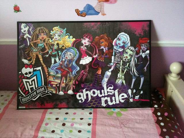 angelina want 39 s a monster high bedroom flickr photo