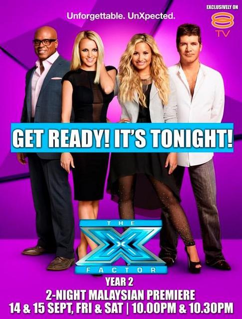 Rancangan X-Factor