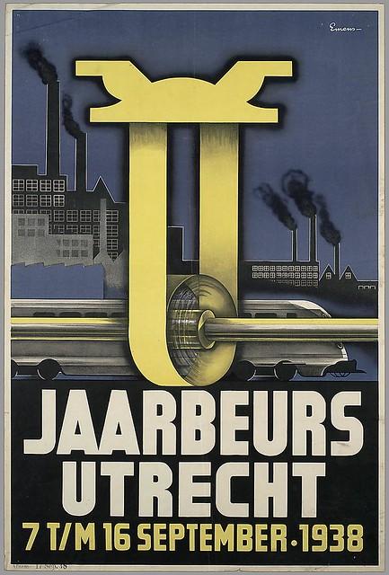 Emens. Utrecht Fair 1938