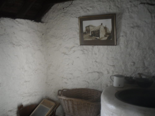 a washhouse interior