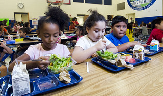 Healthy School Lunch Meals