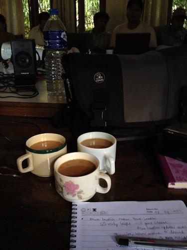 08.Sep.12 Tea... @NTNC