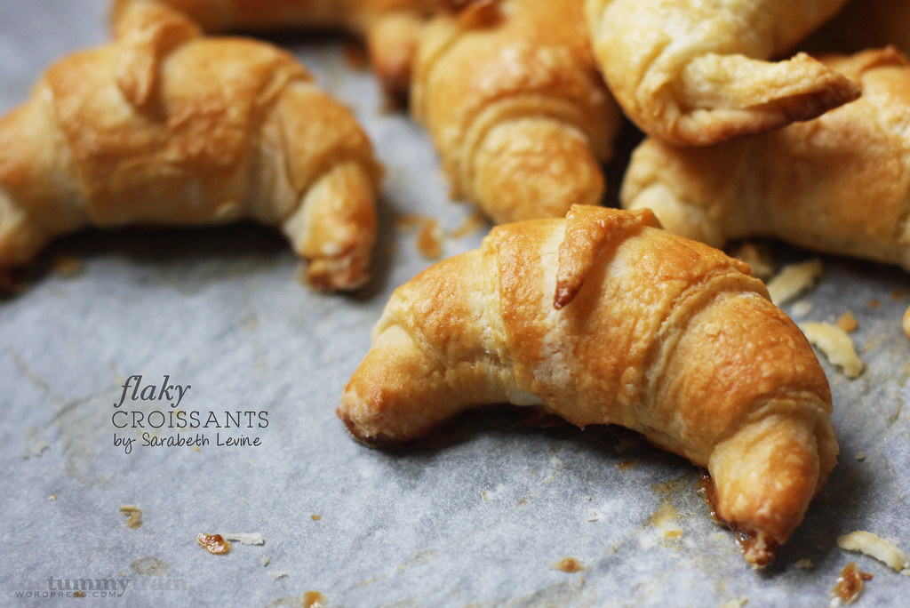 Lovely croissants