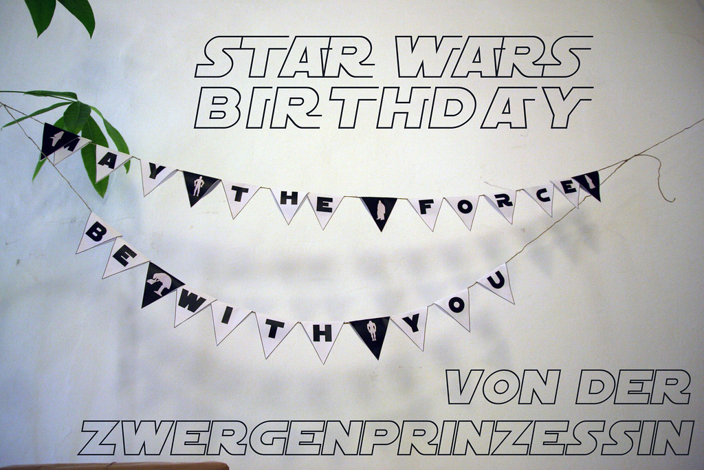 star wars birthday.