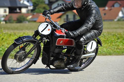 classic motorcycle Oldtimer Grand Prix 2012 Schwanenstadt Austria Copyright B. Egger :: eu-moto images 1073