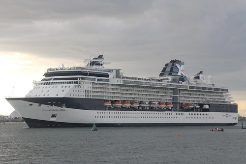celebrity CONSTELLATION by eastleighbusman