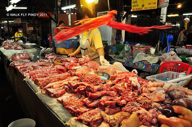Sompet Market, Chiang Mai, Thailand