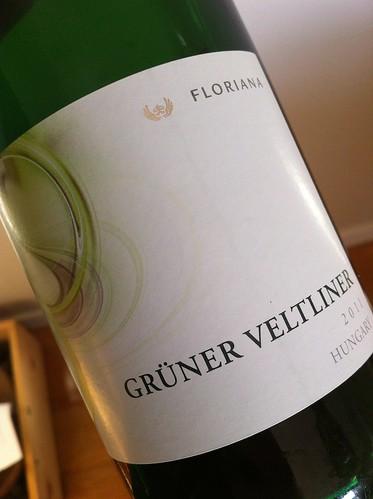 2011 Floriana Gruner Veltliner