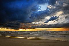 Huron Sunset
