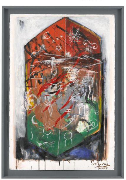 Roberto Mangú - Stele Idem Europa, 2011
