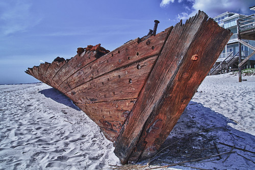 The Rachel - Shipwreck