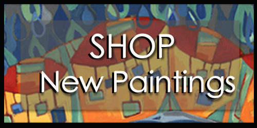 Shop New Paintings Landing Page copy