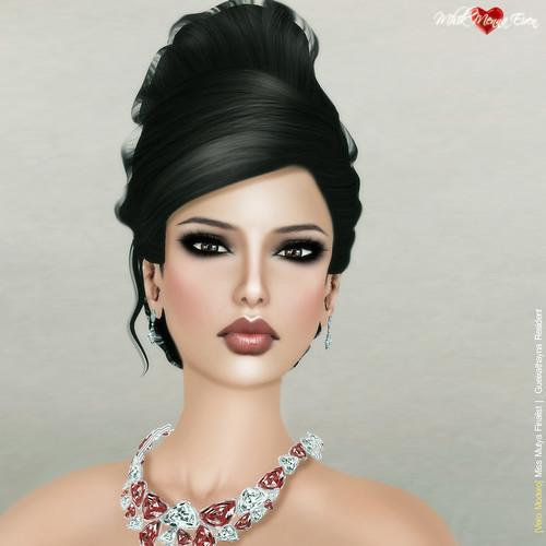 Vero Modero Ms. Mutya Finalist Gueixathayna Resident