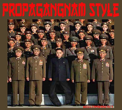 """PROPA"" GANGNAM STYLE by Colonel Flick"