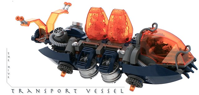 Transport Vessel