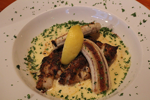Caribbean Grouper, Mar Vista, Restaurant Review, Longboat Key, FL