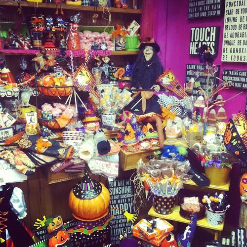 WPIR - Halloween overload