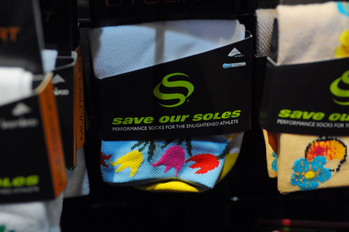 Save Our Soles Cycling Socks