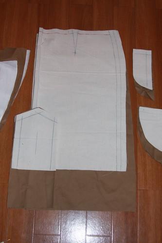 Simplicity 1783 skirt