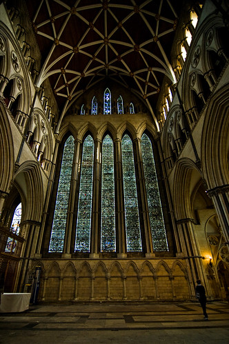 York - The Five Sisters Window - 09-17-12