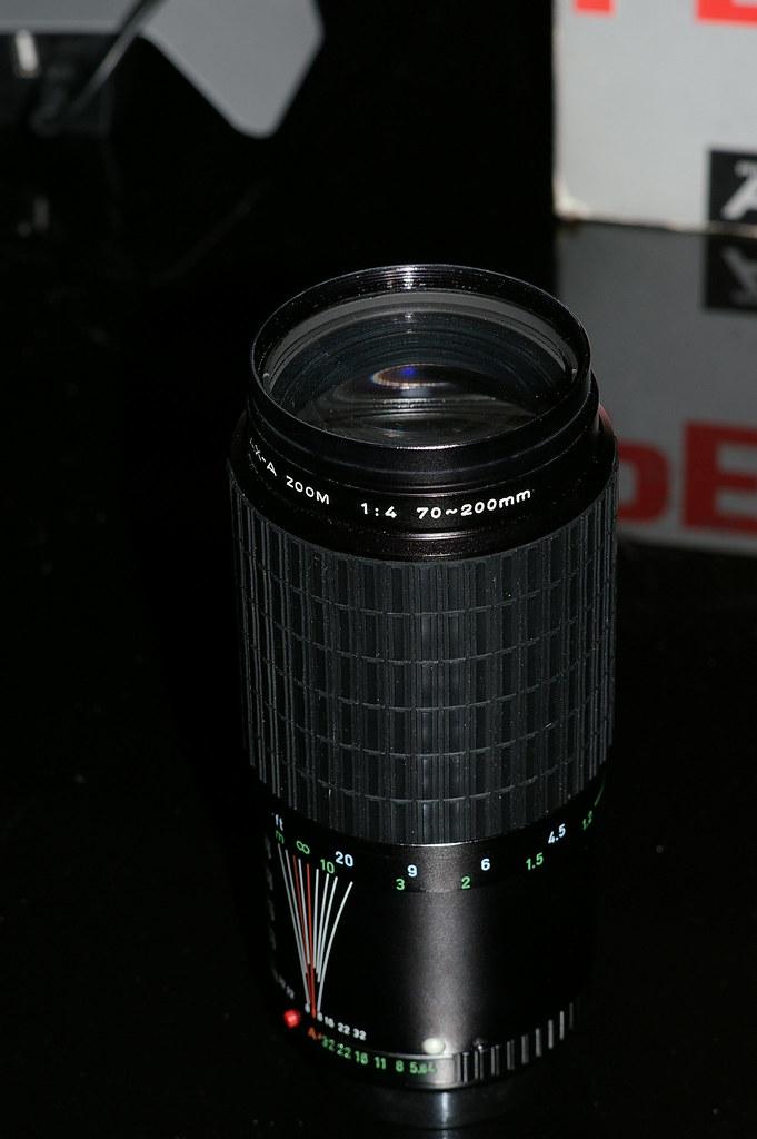 PENTAX A 70-200 F4