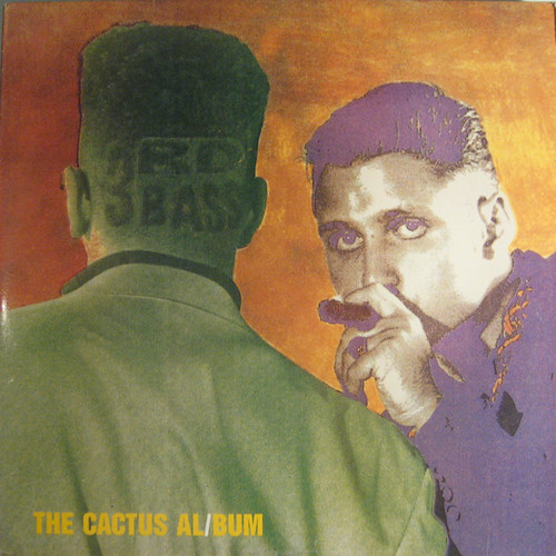 3rd Bass - The Cactus Album front