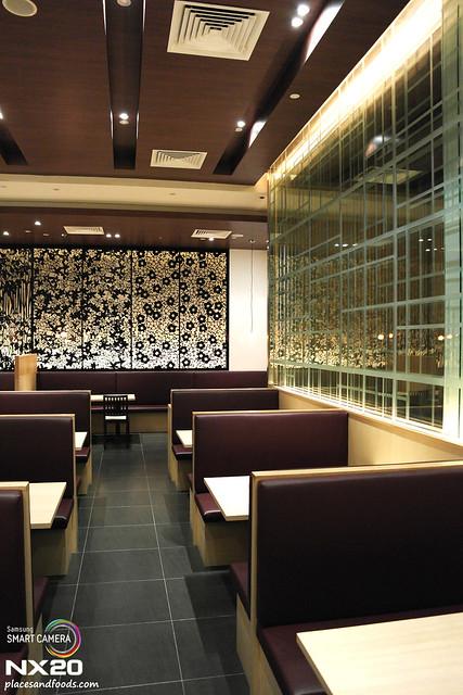 miraku restaurant