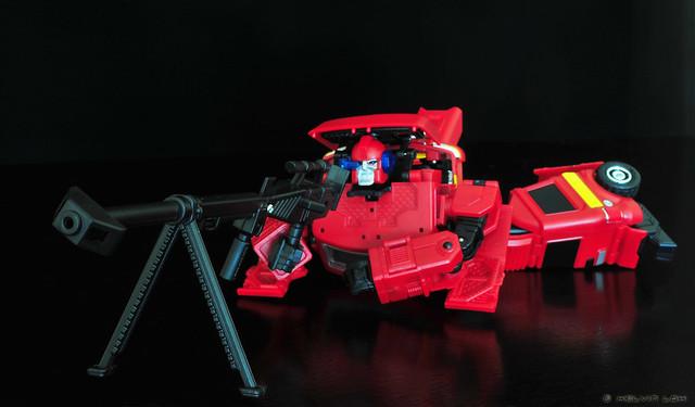 Sniper Ironhide