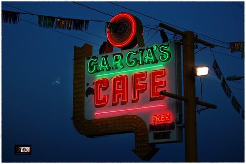 Garcia's Cafe Albuquerque