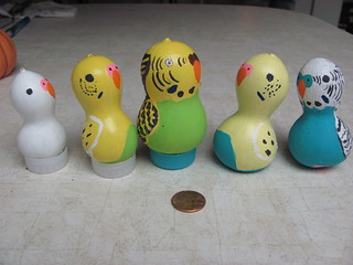Budgie Gourds sides