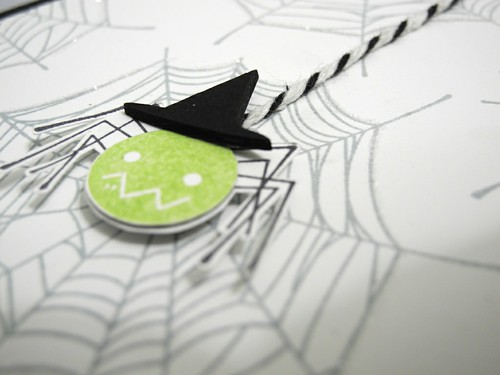Witchy Spider (detail)