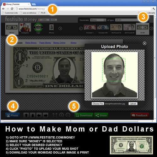 Make Mom/Dad Dollars