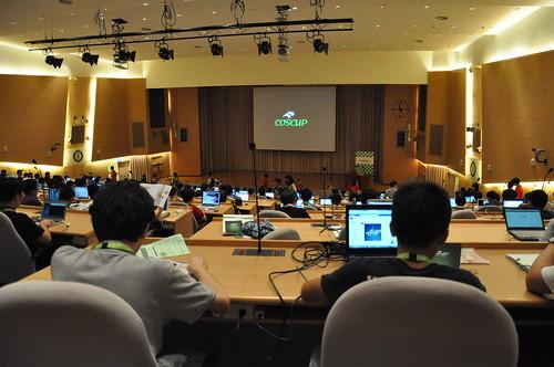 台灣開源人年會 COSCUP 2012, Taipei