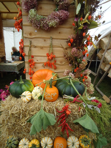 autumn display