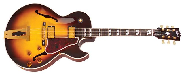 Photo:Gibson 185 By Larry Ziffle