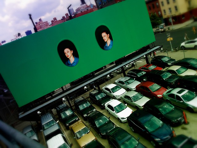 Highline Car Parking Lot