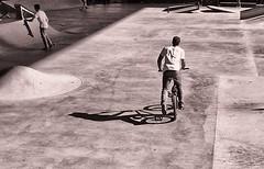 BMX - Coleman Playground - Under the Manhattan Bridge